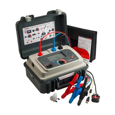 美国MEGGER 15 kV 高性能绝缘电阻测试仪 S1-1568