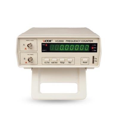 胜利仪器 频率计VC2000/VICTOR2000