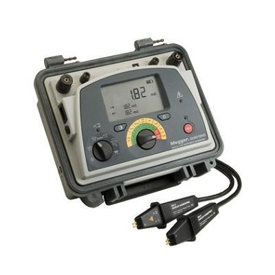 美国MEGGER 双电源10 A低阻欧姆表 DLRO10HD