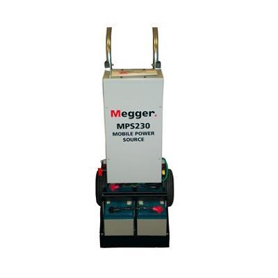 美国MEGGER 230/110 V 移动电源 MPS230