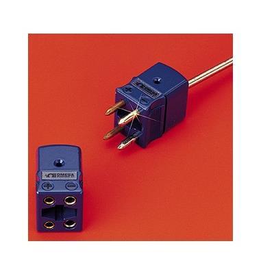 美国omega OMEGA 四插脚双电路标准连接器/母连接器 DTC-K-M-ROHS