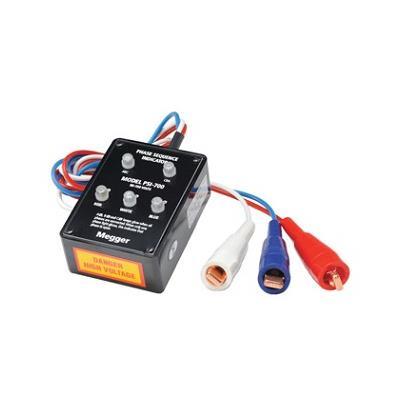 美国MEGGER 相序/连续性指示器 PSI700