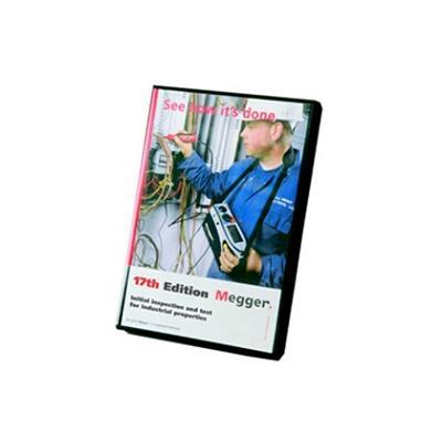 美国MEGGER 初始化测试以及家用设备检查 DVD100