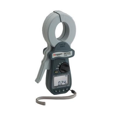 美国MEGGER 钳型接地电阻测试仪  DET24C