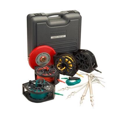 美国MEGGER 电极和土壤电阻的测试桩和导线套件