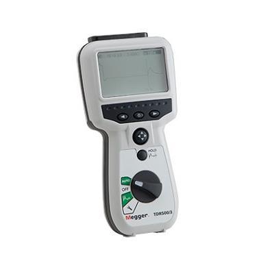 美国MEGGER 手持式时域反射计 TDR500/3