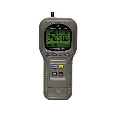 美国MEGGER 手持式时域反射计/电缆长度表 TDR900