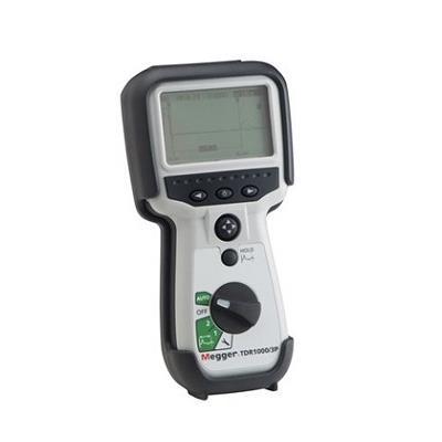 美国MEGGER 单通道L V电缆故障定位仪 TDR1000/3