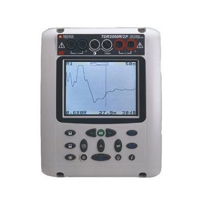 美国MEGGER Dual channel cable fault locator TDR2000/2P