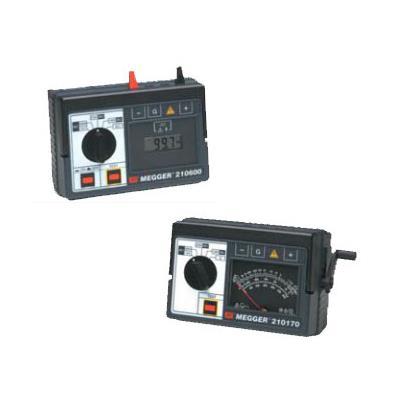 美国MEGGER 扩展范围的绝缘电阻测试仪多个测试电压