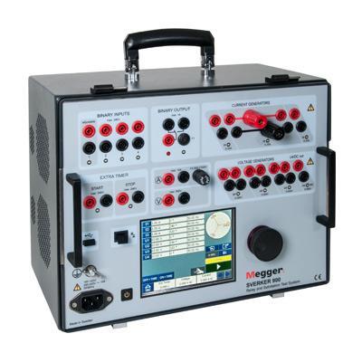 美国MEGGER 继保与变电站测试系统 SVERKER900