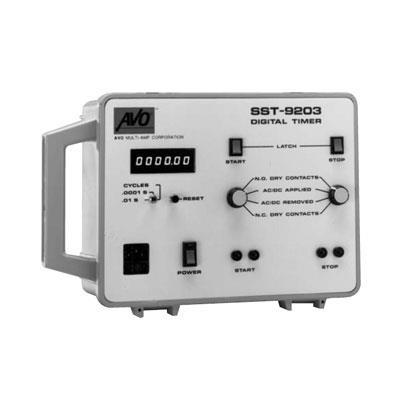 美国MEGGER 固态数字计时器 SST9203