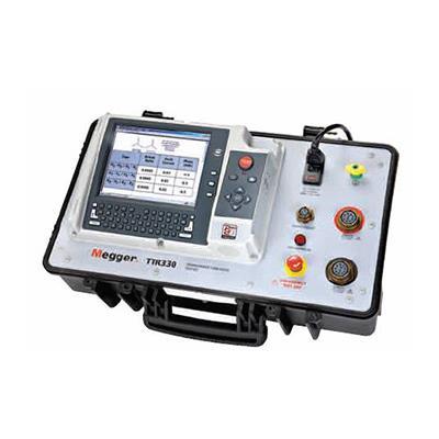 美国MEGGER 三相变压器匝数比测试仪 TTR300