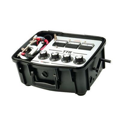 美国MEGGER 单相、手摇式的变压器变比测试仪 TTR550005B