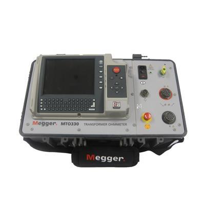 美国MEGGER 自动化6绕组变压器直流电阻测试仪 MTO300