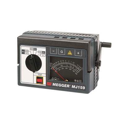 美国MEGGER 主要Megger绝缘测试仪 MJ159