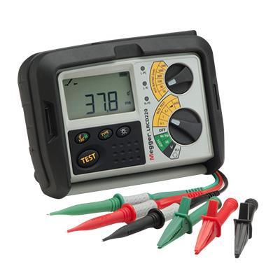美国MEGGER 不跳闸回路和RCD测试仪 LRCD200