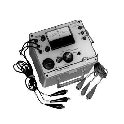 美国MEGGER 电机和相位旋转测试仪