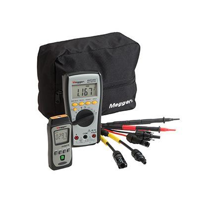 美国MEGGER  带万用表的光伏工具包 PVK320