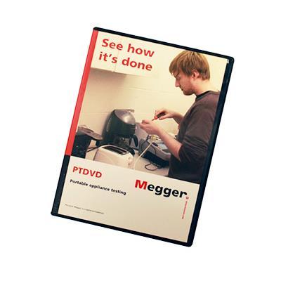美国MEGGER 便携式多功能测试DVD