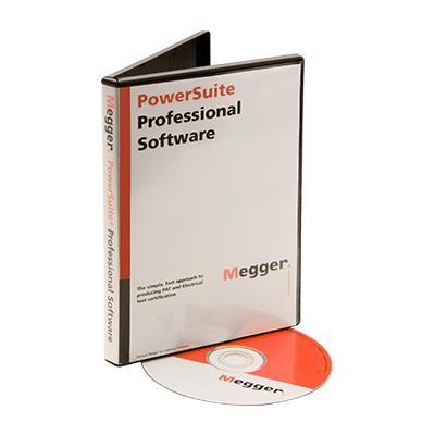 美国MEGGER 基本版第17版和PAT认证软件