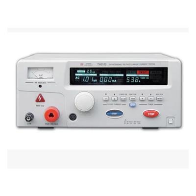 同惠电子 电气安规测试仪 TH5102