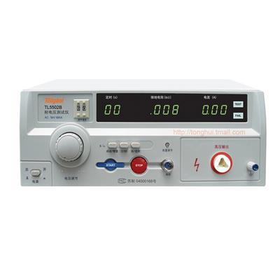 同惠电子 电气安规测试仪 TL5502B