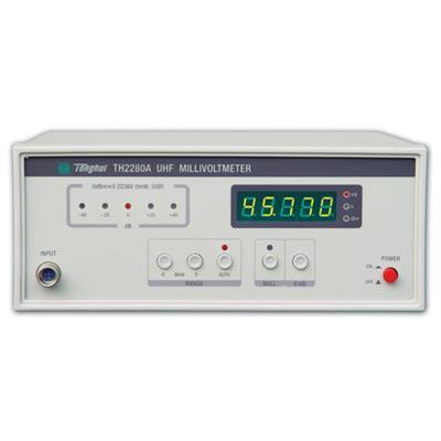 同惠电子 超高频毫伏表 TH2280A