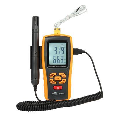 标智BENETECH 数字式温湿度计 GM1361