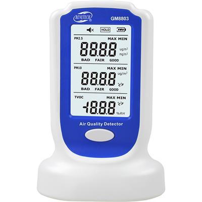 标智BENETECH 空气质量检测仪 GM8803