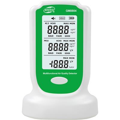 标智BENETECH 空气质量检测仪 GM8804