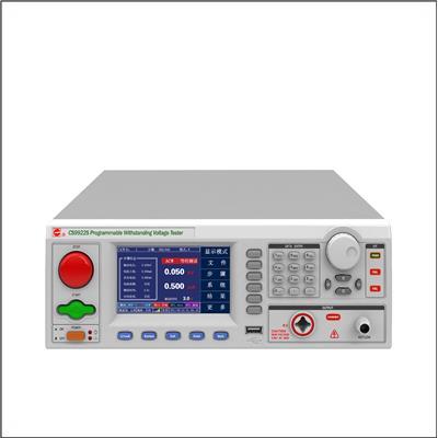 南京长盛 程控绝缘耐压测试仪 CS9922HS