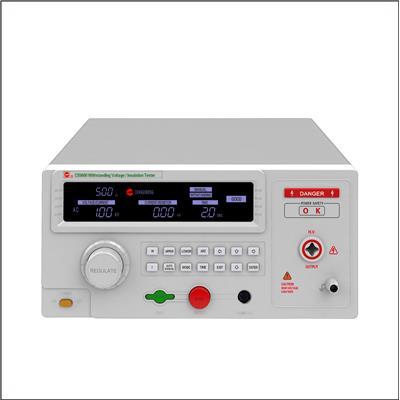 南京长盛 自动绝缘/耐压测试仪 CS5603A
