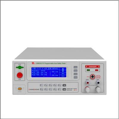 南京长盛 光伏绝缘耐压测试仪 CS9933EG