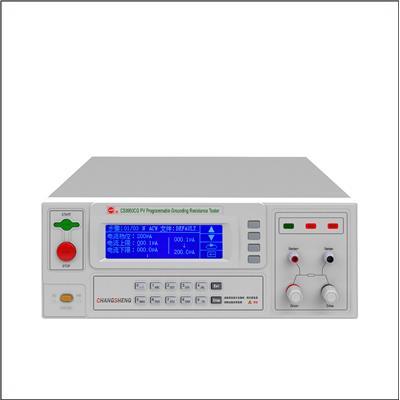 南京长盛 光伏接地阻抗测试仪 CS9950CG-1