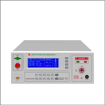 南京长盛 程控医用耐压测试仪 CS9914Y