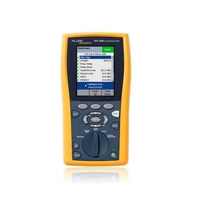 美国福禄克 FLUKE 网络光纤分析仪 DTX-1500