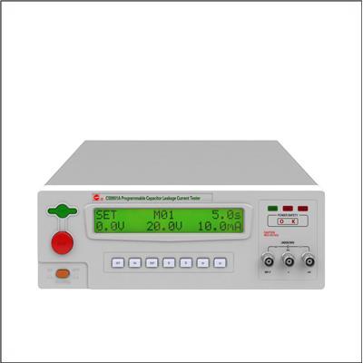 南京长盛 电解电容耐压漏电流测试仪 CS9901C