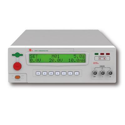 南京长盛 电容器击穿电压分析仪 CS9901E