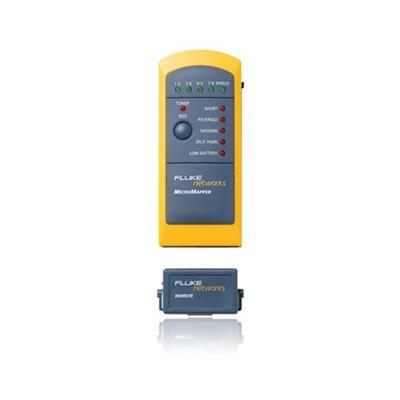 福禄克(FLUKE) MT-8200-49A MicroMapper™接线图测试仪