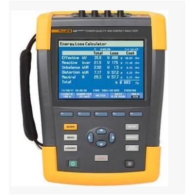美国福禄克Fluke 三相电能质量分析仪 434II-P/E/U/B系列