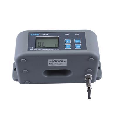 铱泰 多功能接地电阻在线检测仪 ETCR2800C