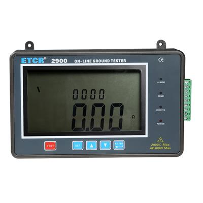 铱泰 接地电阻在线检测仪 ETCR2900