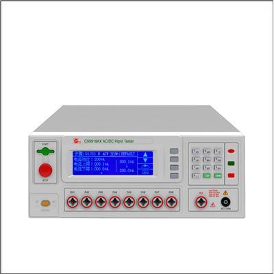 南京长盛 程控多路绝缘耐压测试仪 CS9929EX