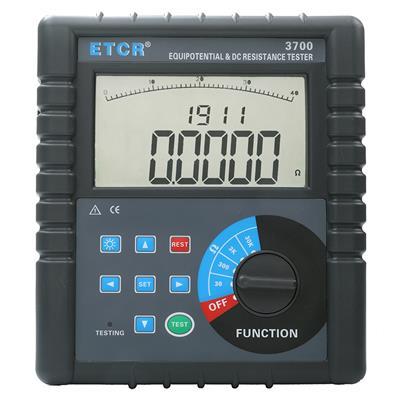 铱泰 智能型等电位测试仪 ETCR3700