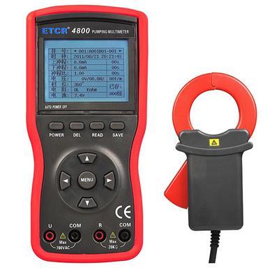 铱泰 抽油机多用表( 抽油机巡更测试仪) ETCR4800