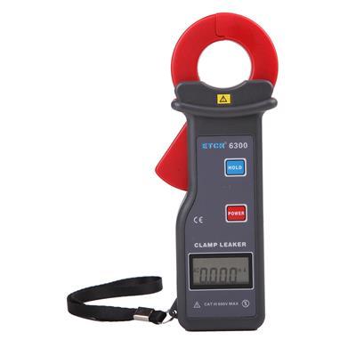 铱泰 高精度钳形漏电流表 ETCR6300