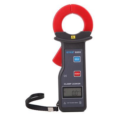 铱泰 钳形漏电流表 ETCR6600