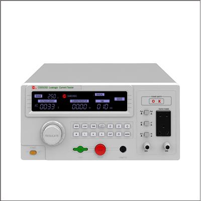 南京长盛 泄漏电流测试仪 CS5505D