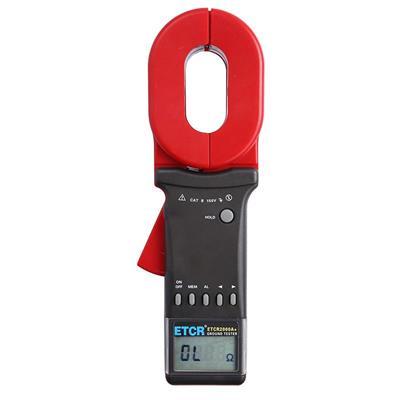 铱泰 实用型钳形接地电阻仪 ETCR2000A+